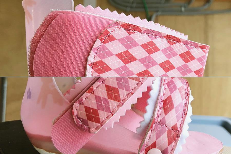 義肢・リハビリ装具関連部材の製作や縫製を承ります