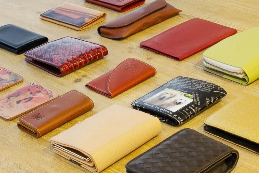 本革・合皮・人工皮革を使った革製品の製作・OEMを承ります。