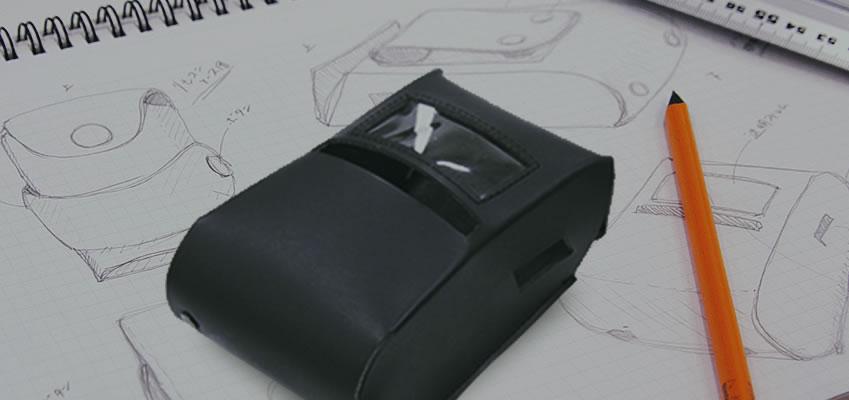 革・合皮でつくる電子機器・各種端末カバー